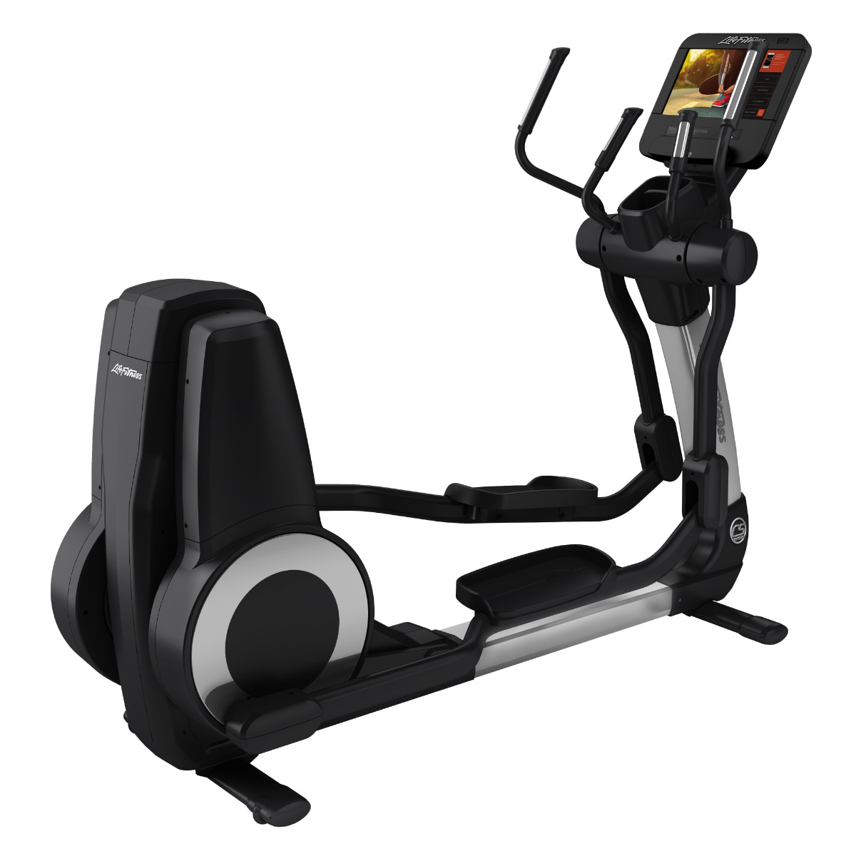 Life Fitness Platinum Club Series Cross Trainer Discover SE3 HD (Arctic)