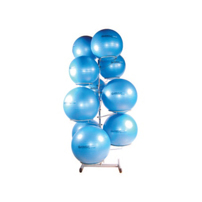 Stability Ball Storage Tree (Holds 10)