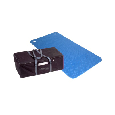 30 Supasoft Small Exercise Mats & Carry Bag (Blue)