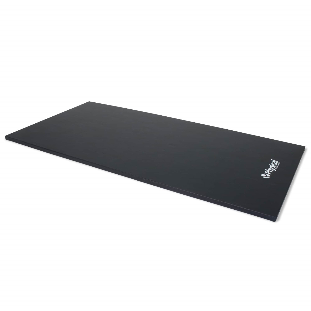 Large Studio Stretch Mat - Black