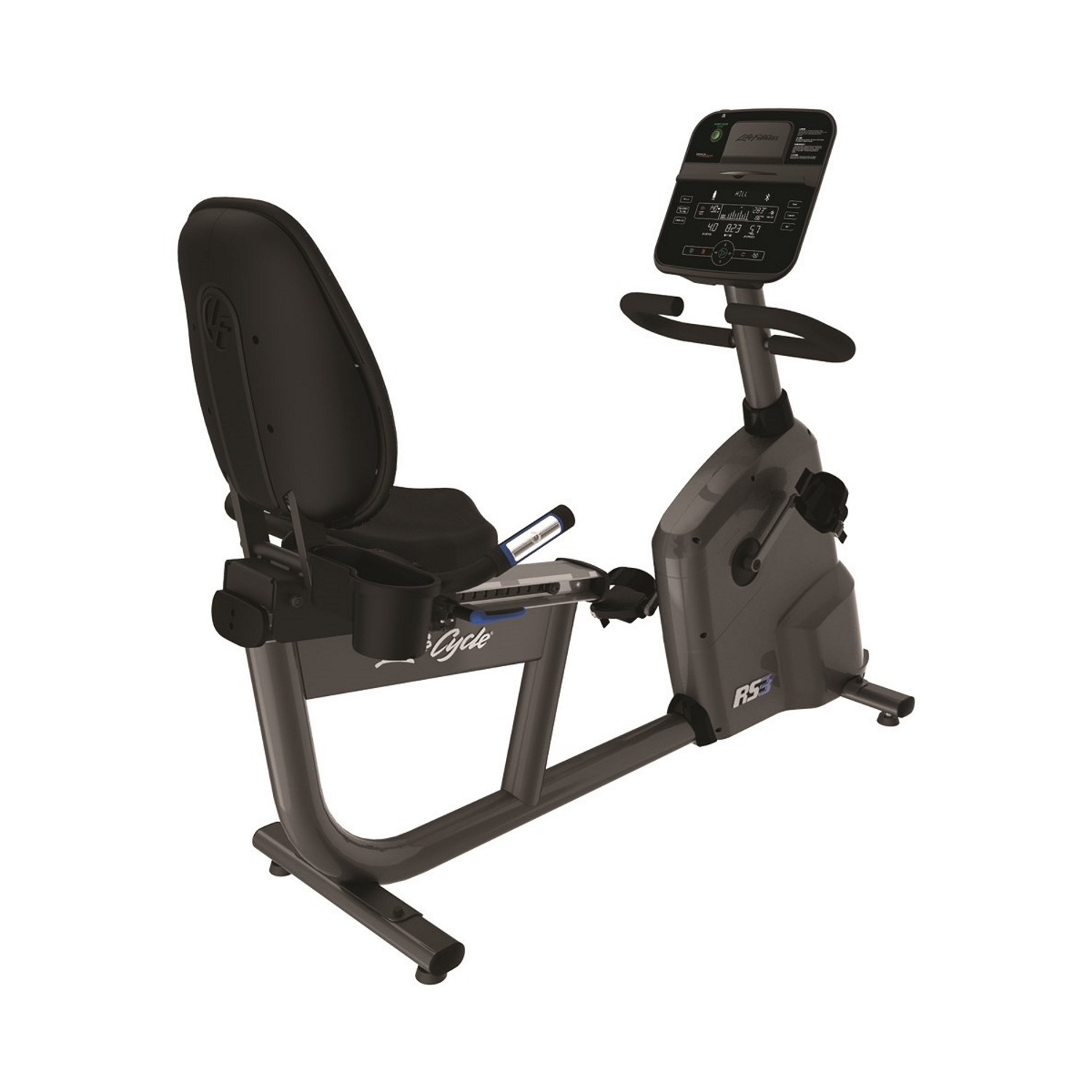 Life Fitness RS3 LifeCycle Recumbent Bike (Track Connect Console)