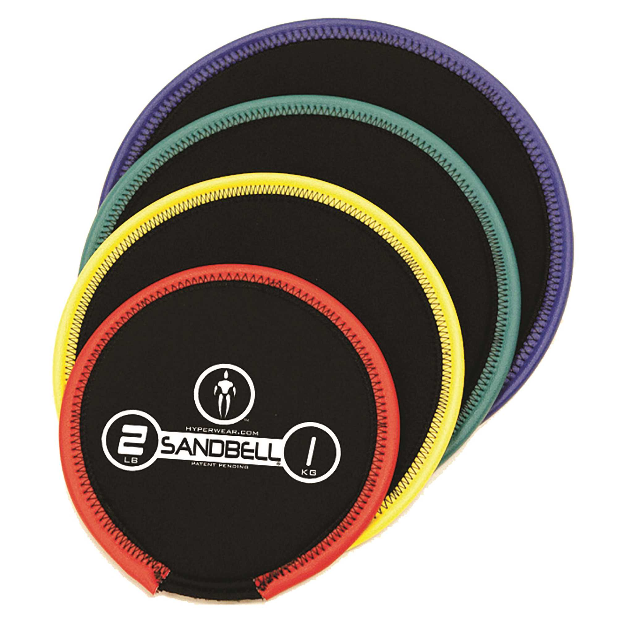 Hyperwear SandBell - 2lbs