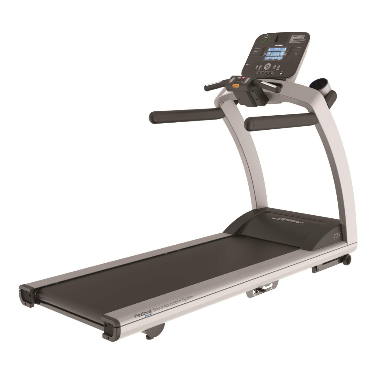 Life Fitness T5 Treadmill (Go Console)