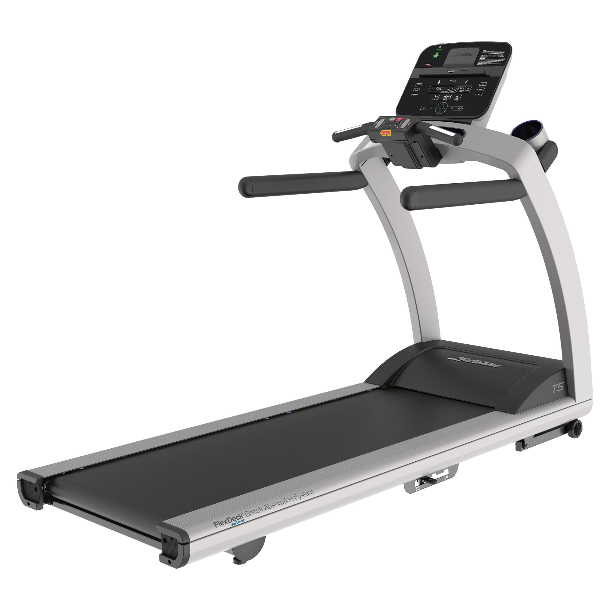 Life Fitness T5 Treadmill (Track Connect Console)