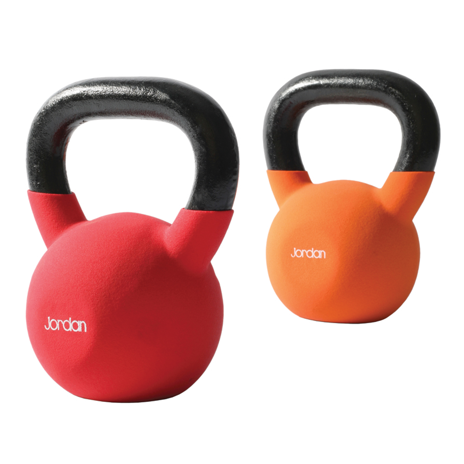 Jordan Coloured Neoprene Kettlebell 24kg