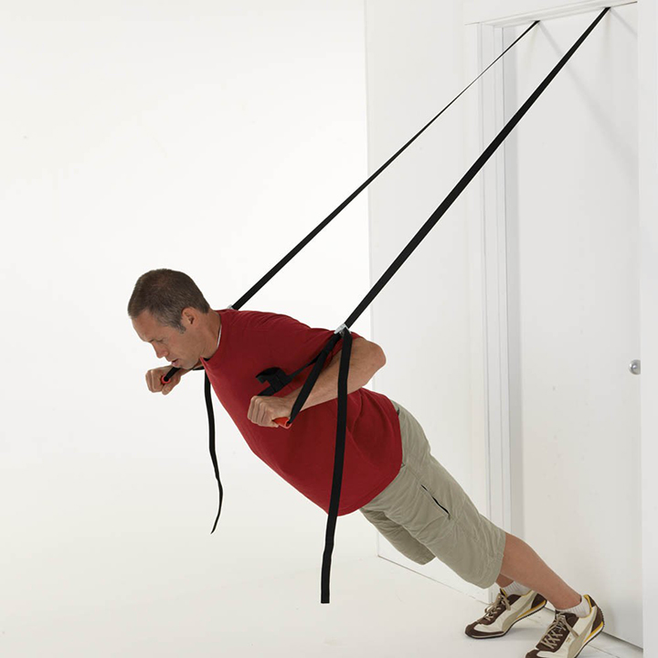 Jungle Gym Home Bodyweight Suspension Trainer (FREE TRAINING DVD)