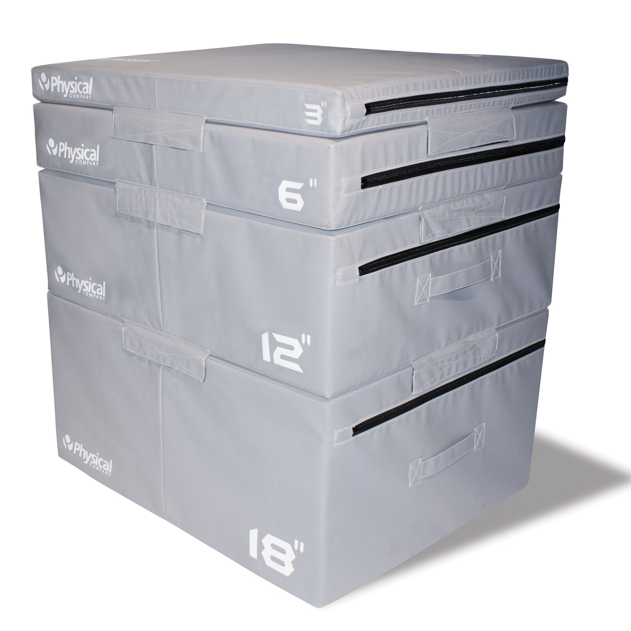 Soft Plyo Boxes (Set of 4)