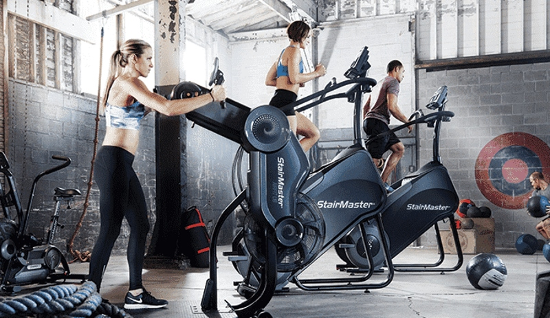 Why Choose A Step Machine For Your Gym?