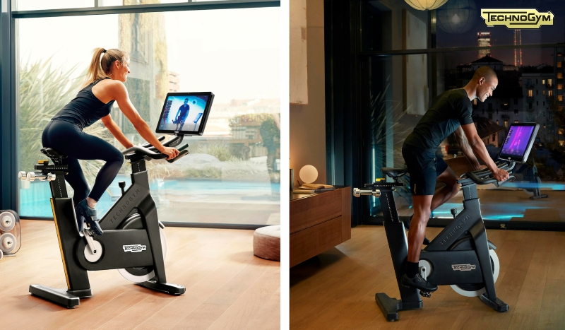 The Latest Technogym Bike & Live Platform