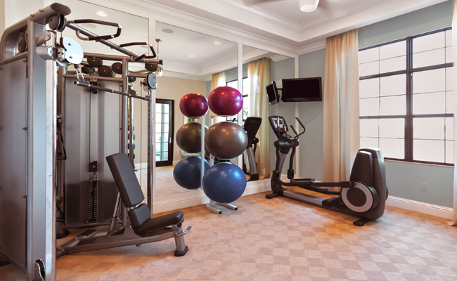 Ditch the Gym and Workout at Home