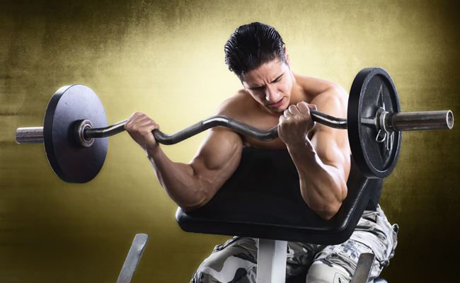 How to Isolate your Biceps