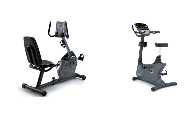 Choosing an Upright or Recumbent Exercise Bike
