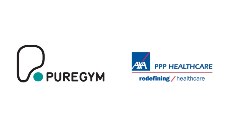 Pure Gym Partnership with AXA PPP Healthcare