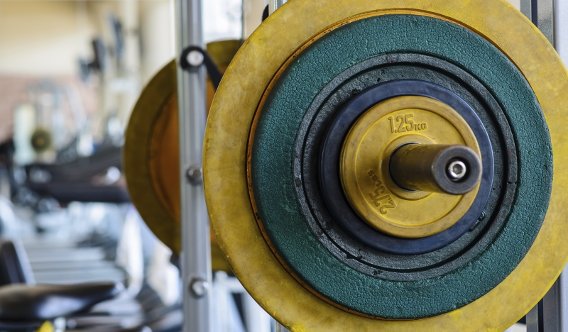 How Much Bacteria is In Your Gym?