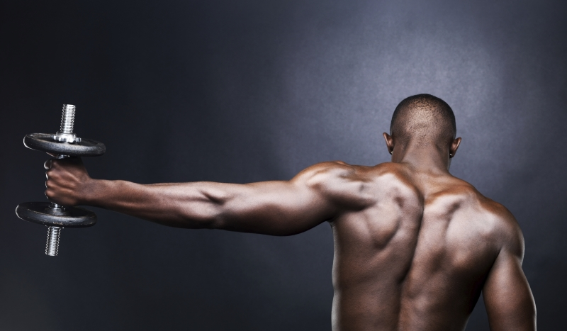 How to Get a Deltoid Workout
