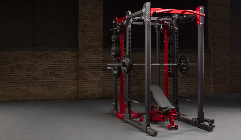 power rack and half rack