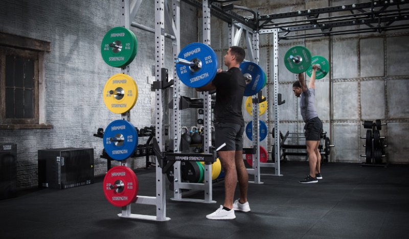 power squat racks