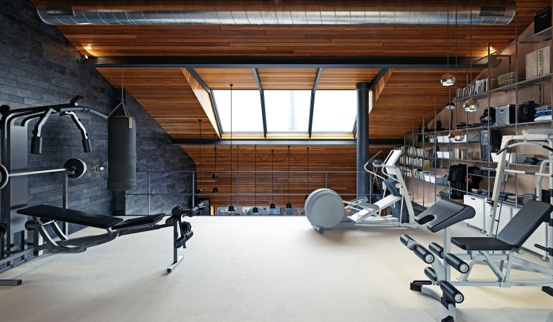 The Key To Home Gym Design