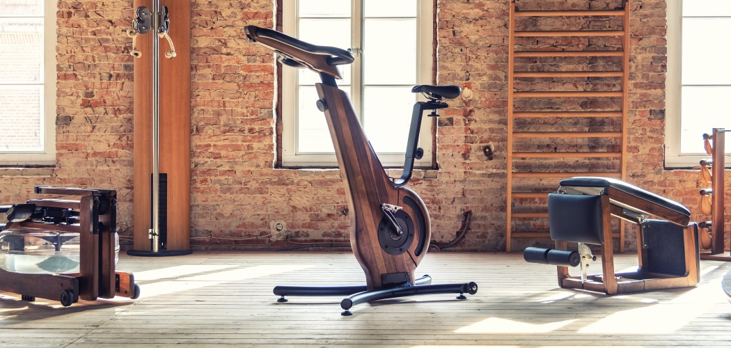 The NOHrD Bike - Indoor Cycle