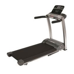 t3 treadmill track console