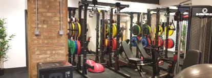 outbuilding gym