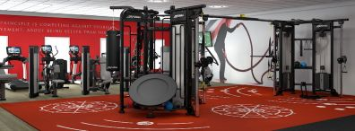 multi functional gym