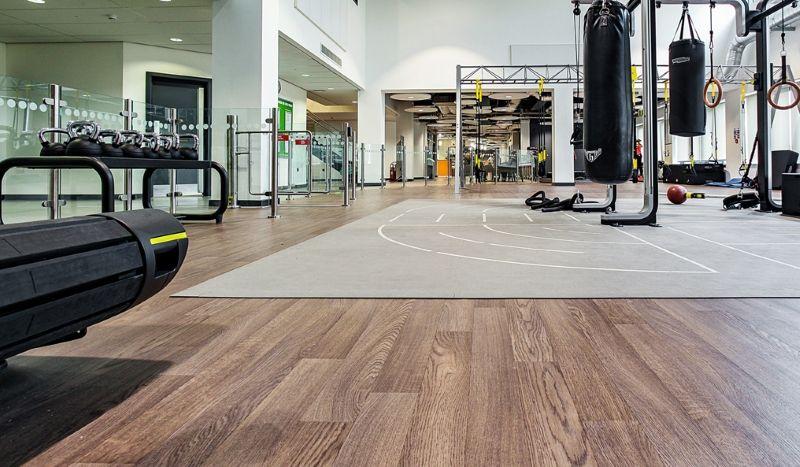 laminate gym flooring