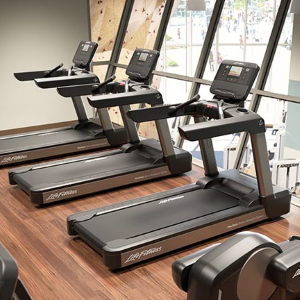 club series treadmills