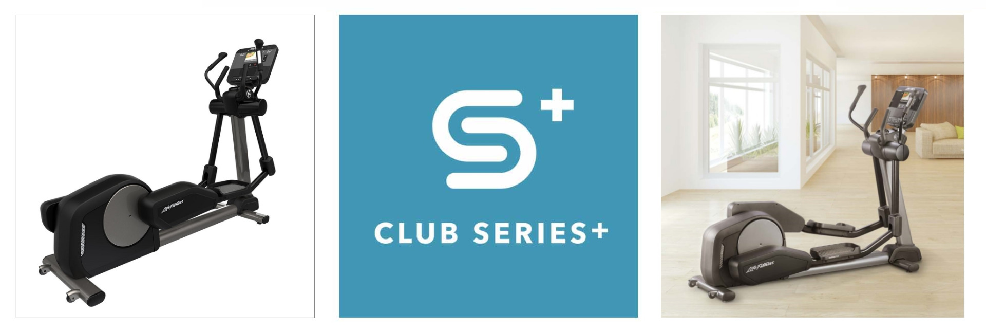club series plus cross trainer