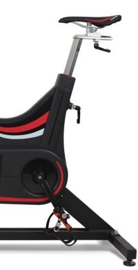 back of watt bike
